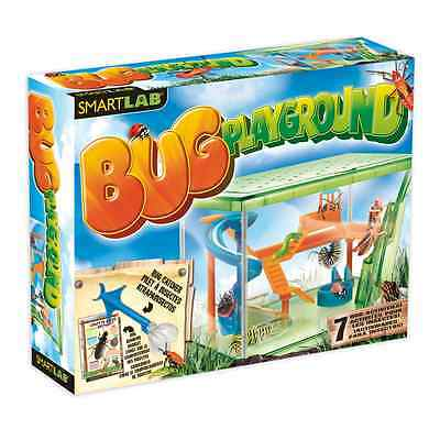 NEW SmartLab Toys Bug Playground Kids Insects Habitat Booklet Experiments