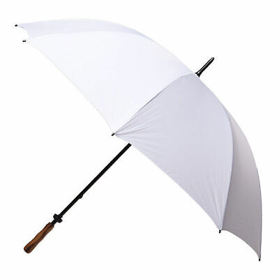Large White Wedding Or Event Umbrella