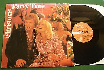 Christmas Party Time inc Twelve Days Of Christmas & Auld Lang Syne + RDS 7001 LP