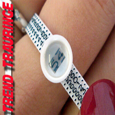 Ring sizes yourself measure Ring gauge Ring-wide Multisizer