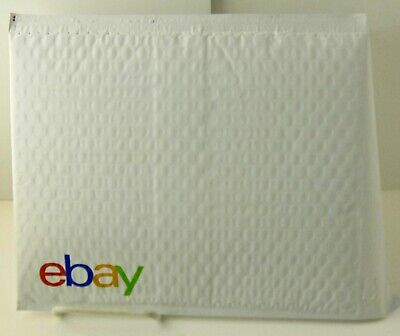 10 Count eBay Logo Branded Airjacket Mailers 8.5 x 10.75 via USPS First Class