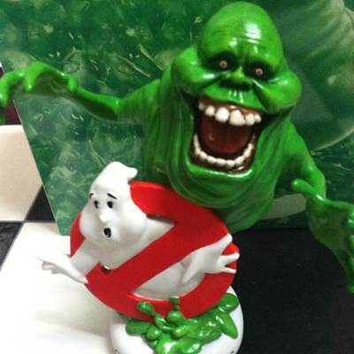 Very Rare! Ghostbusters 30th Anniversary Slimer Limited Figure w/Box