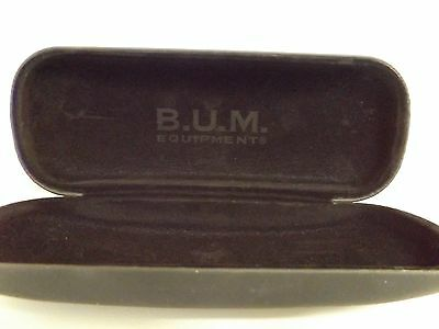 B.U.M. Equipment Black Hard Eye/Sun Glass Case