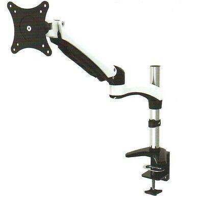 "RobotArm VM DS112D Desk Mount LCD for 15"" to 27"" LCD or LED monitors"