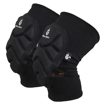 Sports Knee Pads Sleeve Protective For Basketball Volleyball Skating Thicker