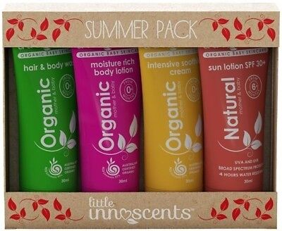 NEW Little Innoscents Travel Pack ~ Summer
