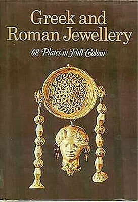Greek Roman Hellenic Etruscan Gold Jewelry 68 Color Pix Trade Production Wearing • CAD $42.83