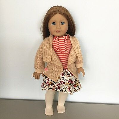 """handmade dress clothes outfit for 18""""American Girl Doll 8"""
