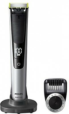 philips oneblade pro qp6520 25 one blade trimmer with 14. Black Bedroom Furniture Sets. Home Design Ideas