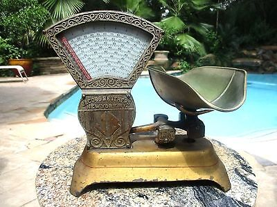 Antique Jacobs Brother Candy Scale