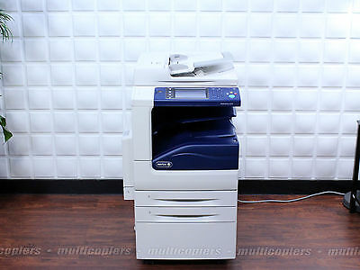 Xerox WorkCentre 5325 Mono MFP Copy Printer Email Fax Scan ~ 5335 5330 Only 7k!