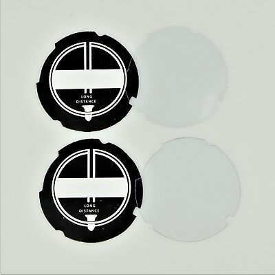 Automatic Electric Dial Cards w/ Acetate x 2- Best on the Market! - SKU - 24783