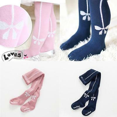 Newborn Bow Princess Pantyhose Toddler Baby Girls Warmer Stockings Tights Socks