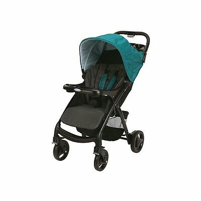 Graco Verb Click Connect Stroller ~~ Sapphire ~~ Brand New !!!