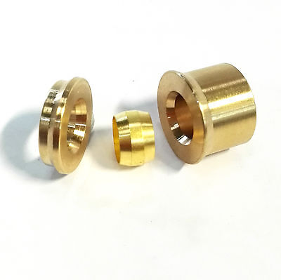 Reducing Set 15mm x 10mm, 8mm Fitting For Compression Fitting, Radiator Valve