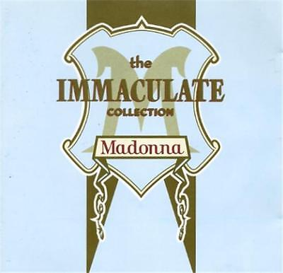 MADONNA The Immaculate Collection Best of CD Greatest Hits