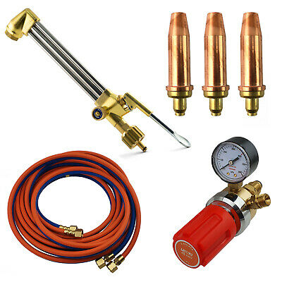 Acetylene to LPG Conversion Kit - Oxygen - Oxy - Cutting - Comet - Cig - Hampdon