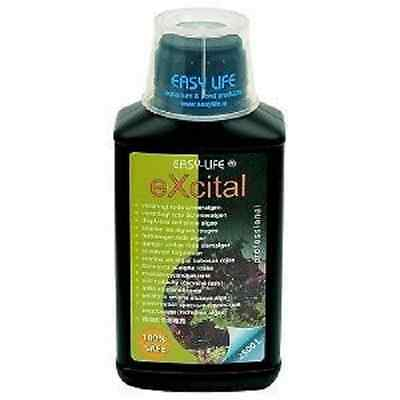 Easy Life Excital 250 ml displaces red slime algae Marine  Aquarium
