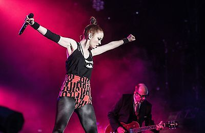 Garbage Shirley Manson 8X10 Alt Pop Band Music Photo Art Picture Decor Print 005