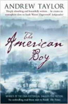 The American Boy, New, Taylor, Andrew Book