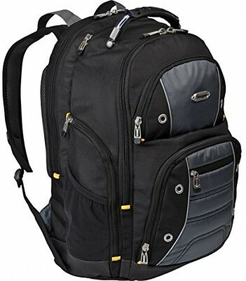 Targus TSB238EU Drifter Backpack Fits 16 Inch Laptops - Black/Grey