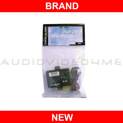 Code Alarm Dual Zone Radar Proximity Car Motion Microwave Infrared Sensor MV3