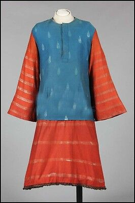 """BALLETS RUSSES: Original Tunic from the 1910 Ballets Russes """"Schéhérazade."""""""