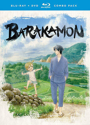 Barakamon: The Complete Series - 4 DISC SET (2016, Blu-ray NEW)