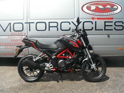 BENELLI 251 Naked Sports