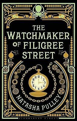 The Watchmaker of Filigree Street - Natasha Pulley - Book