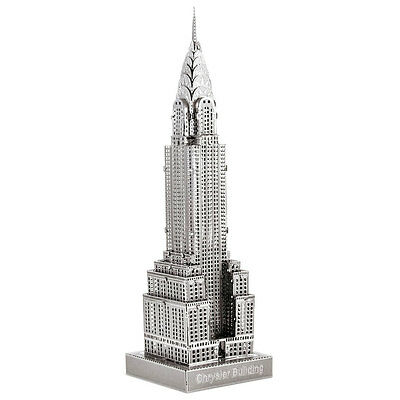 Metal Earth: Iconx Chrysler Building