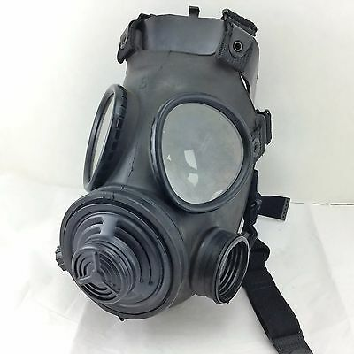 Evolution 5000 40mm NATO NBC/CBRN Gas Mask Respirator Drink Option Med - Unissue
