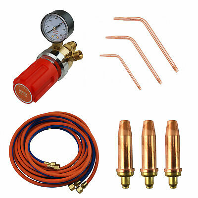 Acetylene to LPG Conversion Kit - Cuttting and Brazing - Oxy - Comet - Cig