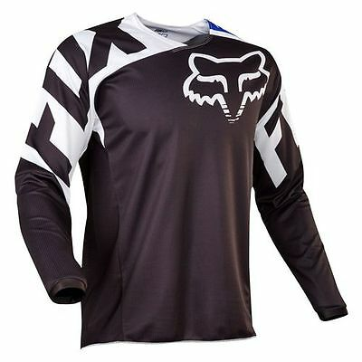 Fox Racing Youth Childs Jersey In  Black Motocross Offroad Hc 180 Quad Gear
