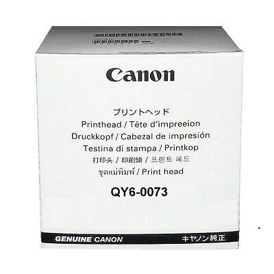 QY6-0073 Canon tête d'impression iP3600 iP3680 MP540 MP560 MP558 MP568 MP620