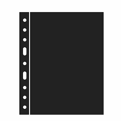 Lighthouse - Grande ZWL Black Interleaves for Clear Album Pages - Packet of 5