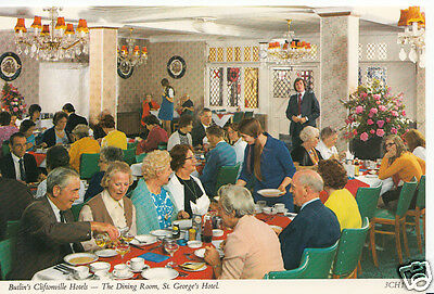 Butlins Postcard - Butlin's Cliftonville Hotels - St George's Hotel  BH992
