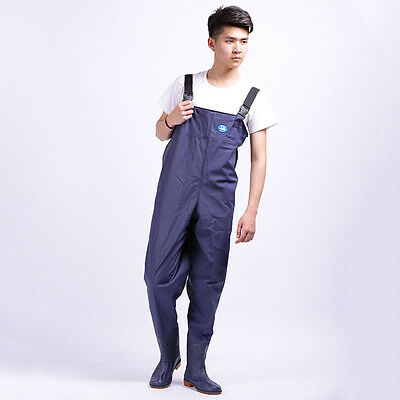 Newly Chest Waders Unisex Outdoor Breathable Fishing Hunting Wader Top Quality