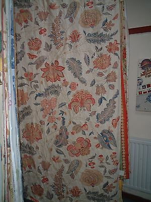 Zoffany Fabric Indienne - Tree Of Life Style