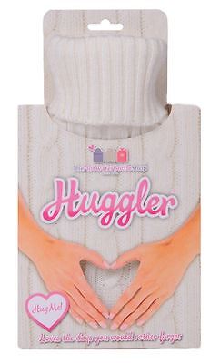 Huggler Period Pain Cramps Relief Hot Water Bottle 1.5L - Various Colours