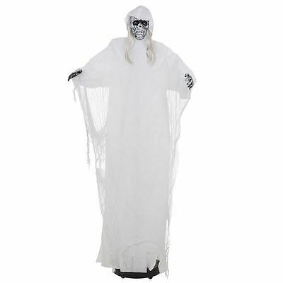 Walking Ghost. Sound Activated, Halloween Party Prop #ca