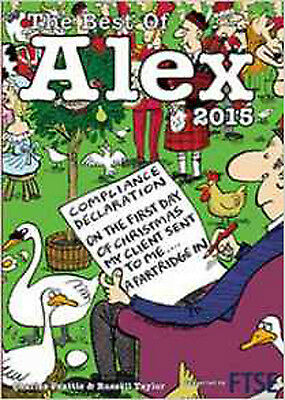The Best of Alex 2015, New, Charles Peattie Book