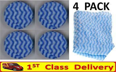 4 PACK  Compressed Towels  Disposable Traveling 46cm x 35cm Face Wash - W68