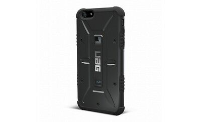 Coque iPhone 6 Plus/6S Plus antichoc 'Scout' Noir Urban Armor Gear