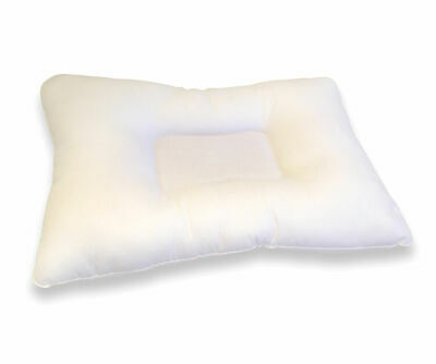 Orthopaedic Cervical Support Comfort Bed Back Neck Pillow with Cover