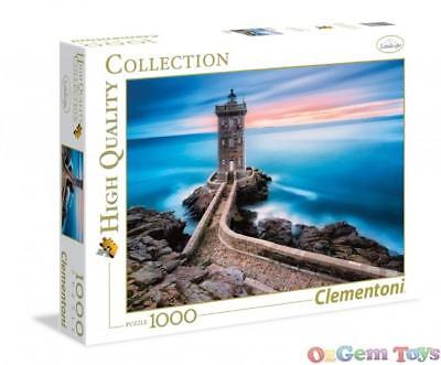 Clementoni 39334 - Jigsaw Puzzle 1000 Piece - The Lighthouse