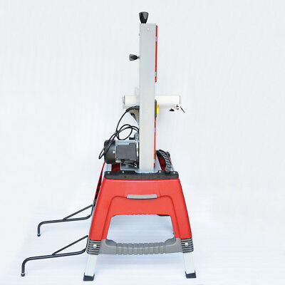 "WOO 420W 10"" Band Saw Wood Blade 245mm Woodworking Cutting Tools Tilt Table 220V"