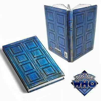 1Pc Doctor Who River Song's Tardis Journal Time Machine Travel Diary Notebook FD