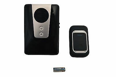 Wireless Home Digital Doorbell 150M Range Cordless Door Bell 25 Chimes Plug In