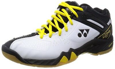 9dc2d5ee103 2016 Yonex Japan Badminton Shoes POWER CUSHION 02 MID SHB02MD Free ship  Japan